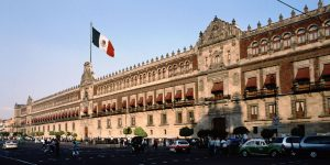Palacio Nacional Ciudad de México