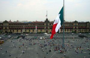 Plaza de la Constitución Ciudad de México