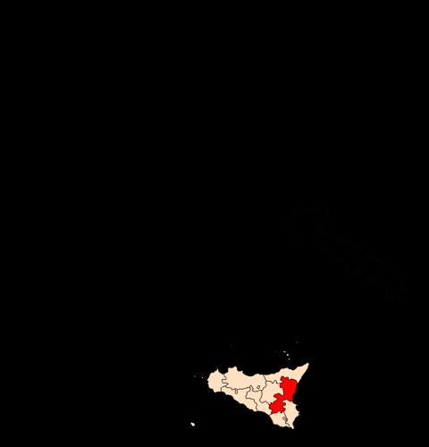 Provincia de Catania