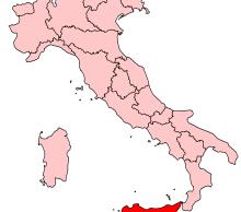 Región de Sicilia