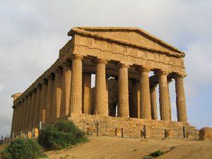 Templo de la Concordia Agrigento