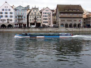 Ferry de Zúrich.