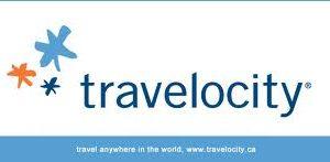 Logo de Travelocity