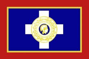 Bandera de Atenas
