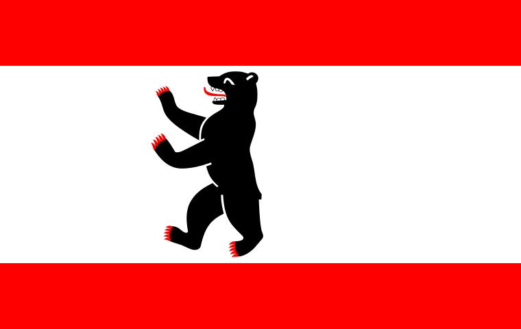 Bandera de Berlín