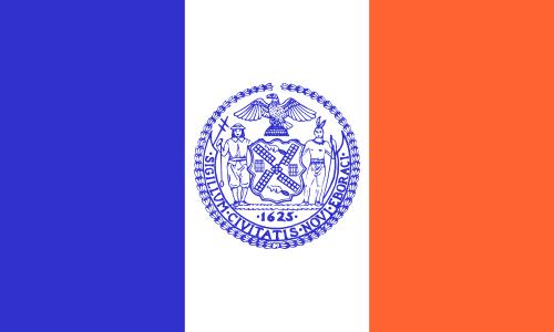 Bandera de la Ciudad de Nueva York