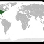 Estados Unidos ubicación
