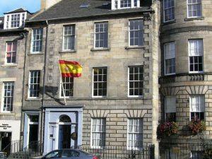 Embajada de España en Edimburgo