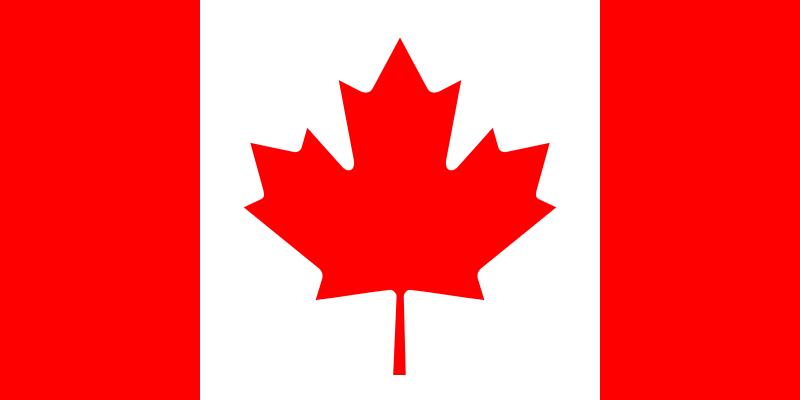Bandera de Canada