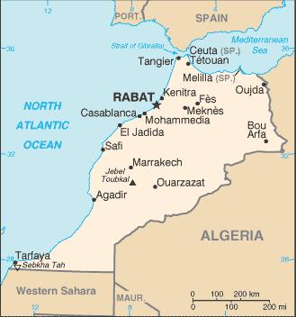 Marruecos for Oficina de turismo de marruecos
