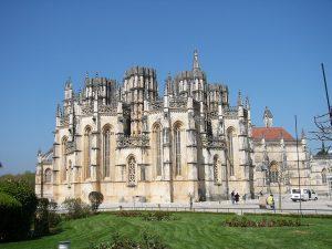 Monasterio dominico de Santa María da Vitória, Batalha.