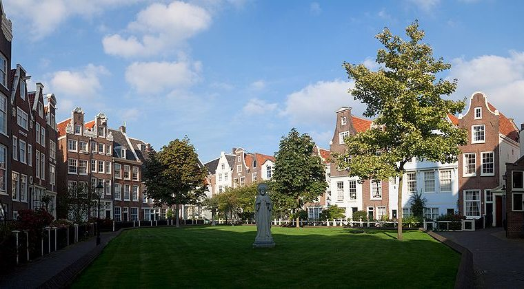 Begijnhof de Ámsterdam