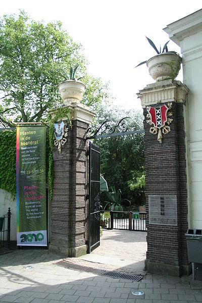 Hortus Botanicus de Ámsterdam