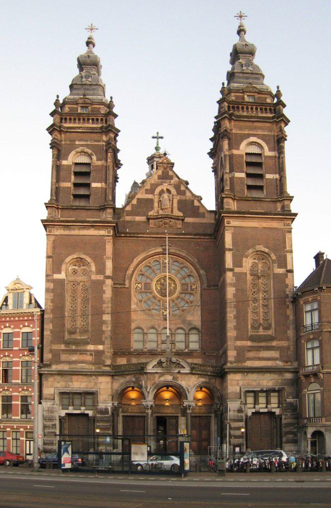 Iglesia de San Nicolas de Ámsterdam