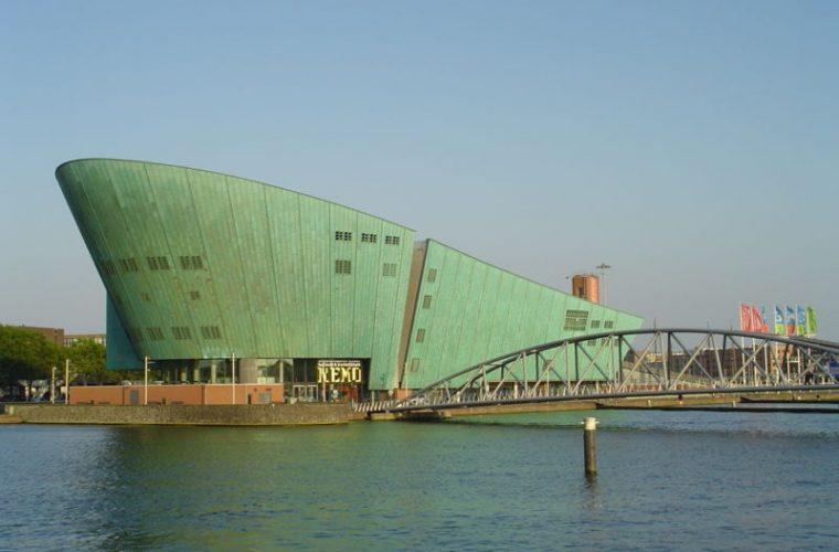 Museo NEMO de Ámsterdam