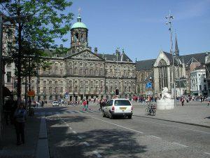 Plaza Dam de Ámsterdam