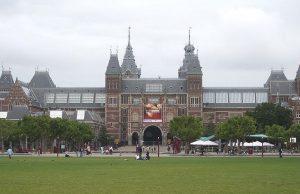 Rijksmuseum (Museo Nacional de Ámsterdam)