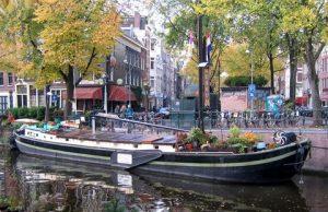 Houseboat Museum (Ámsterdam)