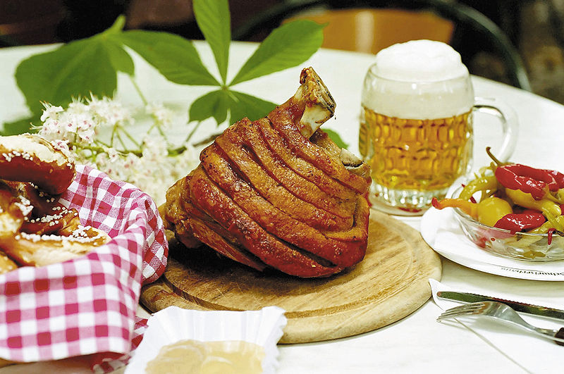 Gastronomía de Alemania
