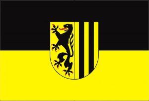 Bandera de Dresde