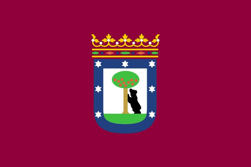 Bandera de Madrid