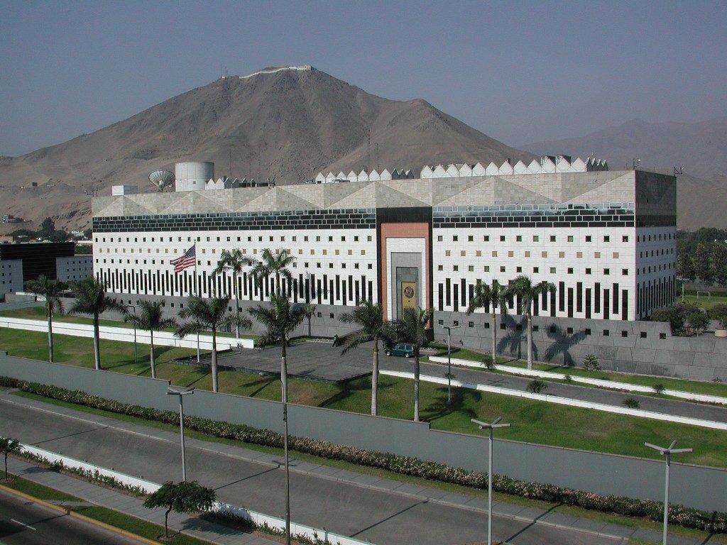 Embajada-de-USA-en-Peru