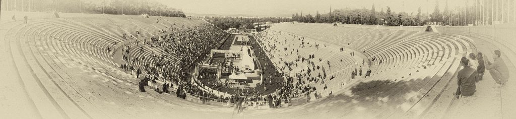 Estadio-de-atletismo-de-Panathinaiko