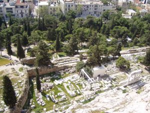 Ruinas del Asclepeion