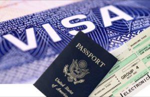 Visas para ingresar a Estados Unidos