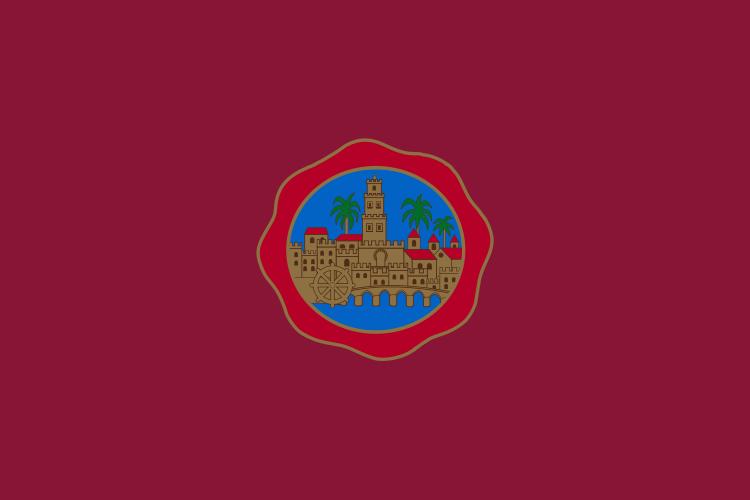 Bandera de Córdoba