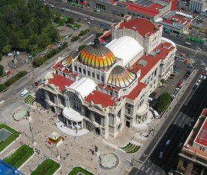 Palacio-de-Bellas-Artes