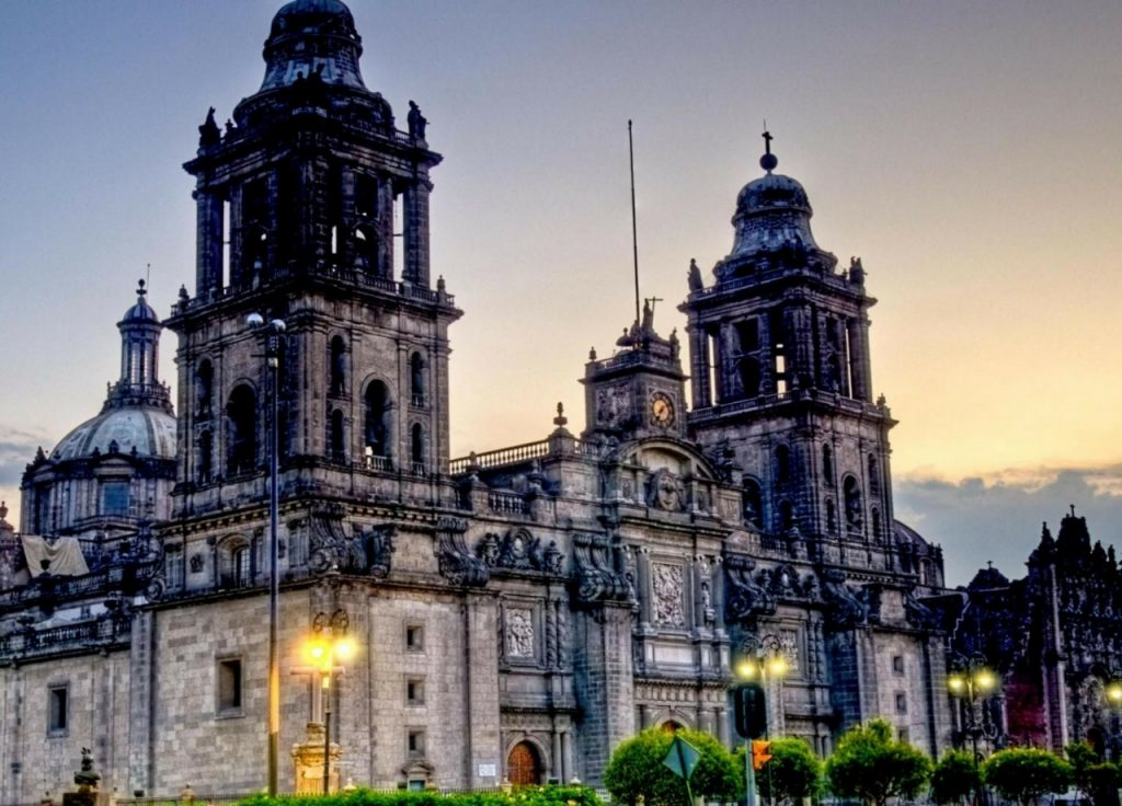 catedral-mexico