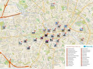 lemania mapa turistico