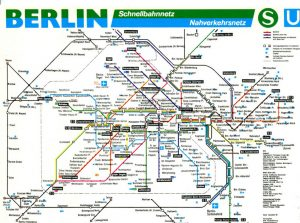 mapa de alemania aeropuertos