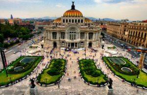 Recorrido a pie por la Ciudad de México