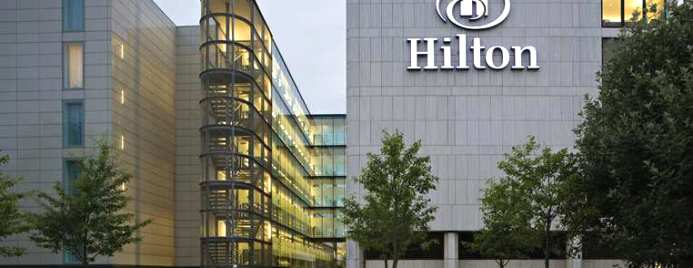 Hilton Hotel London Gatwick Airport