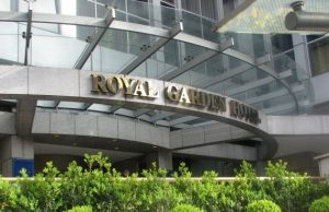 Royal Garden Hotel, 2-24 Kensington High Street