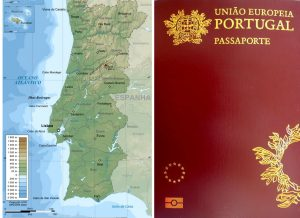 Pasaporte de Portugal