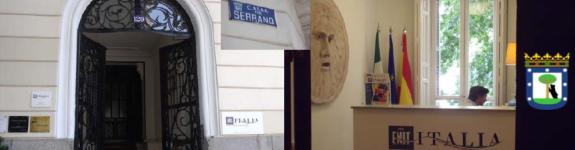 Agencia de turismo Italia en Madrid