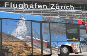 Transporte en Zúrich