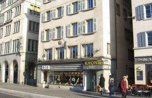 Alojamiento en Zúrich
