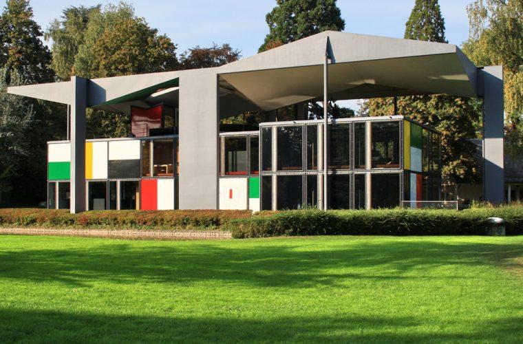 El Centro Le Corbusier, es un museo de arte en Zúrich