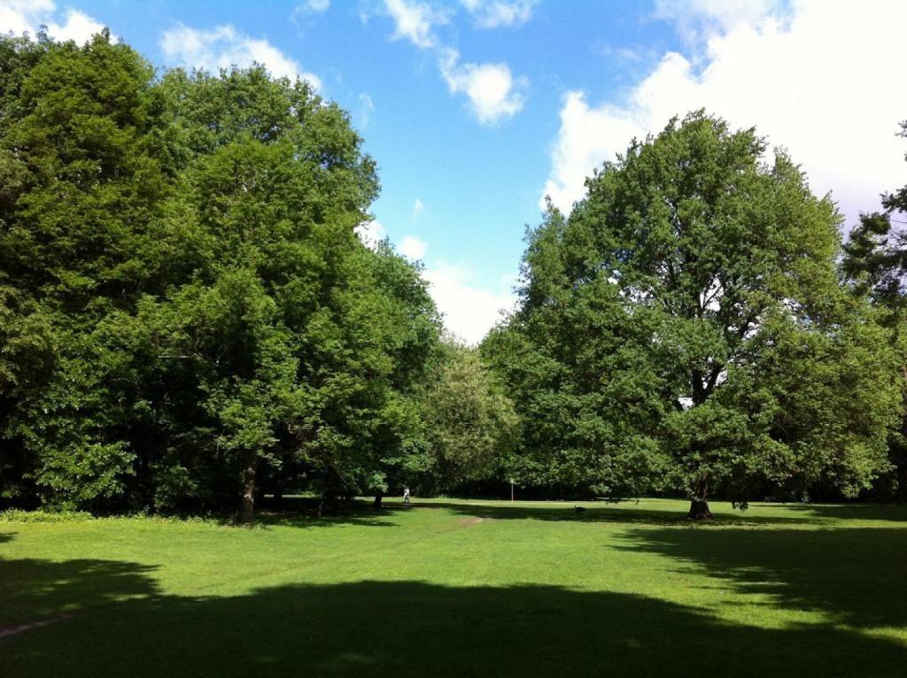 Parque Tiergarten en Alemania