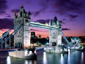 Chelsea Bridge de Londres