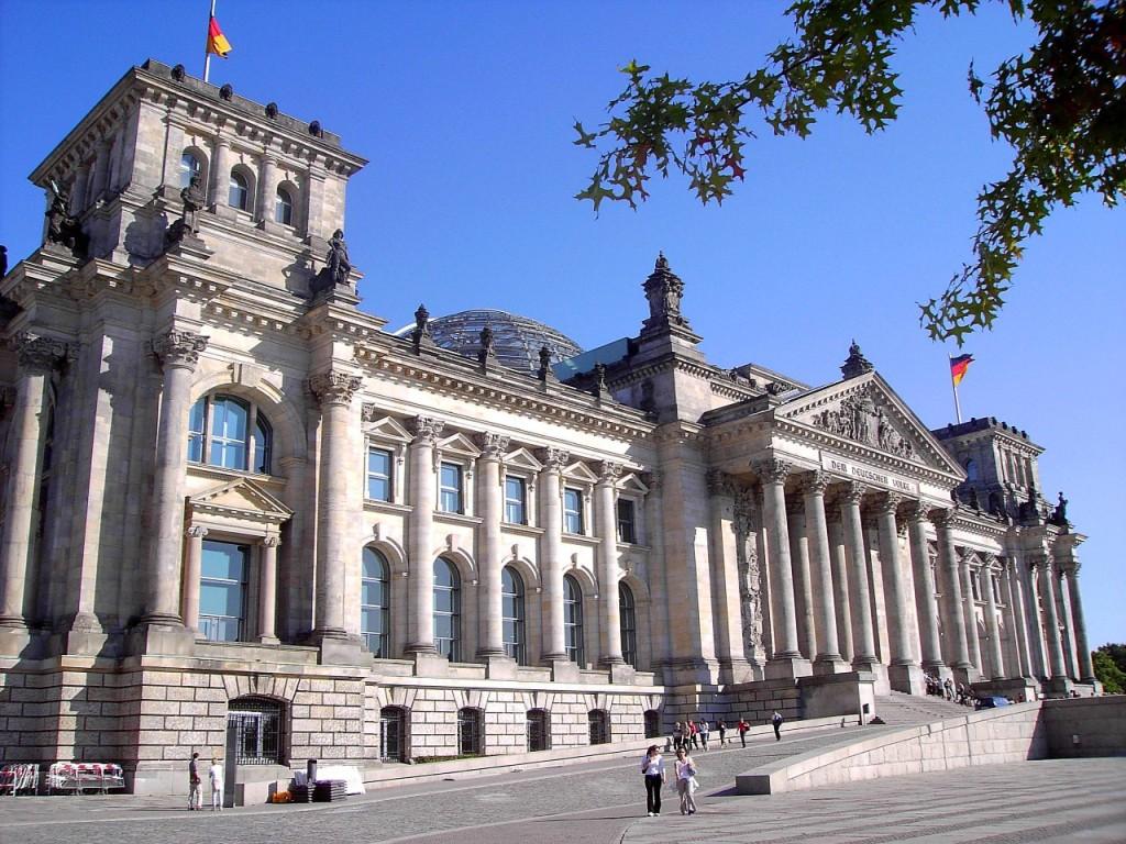 Reichstag (Parlamento Alemán)