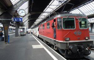 S-Bahn de Zúrich