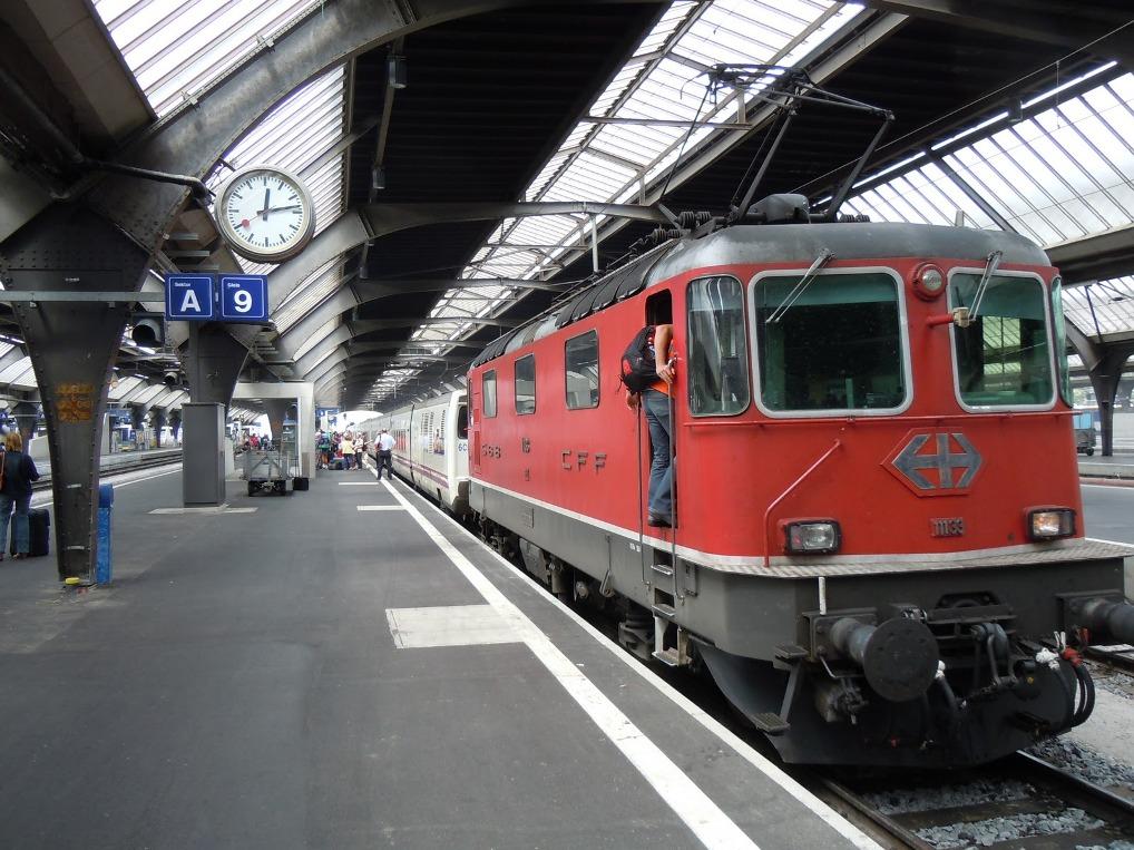 S-Bahn Zúrich