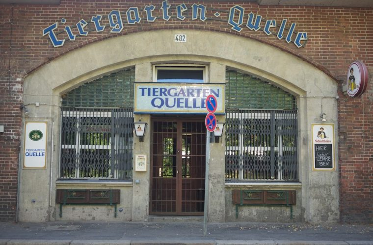 Restaurant Tiergarten-Quelle en Alemania