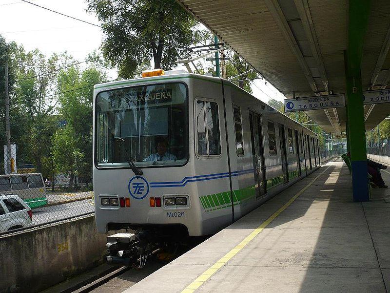 Tren ligero México