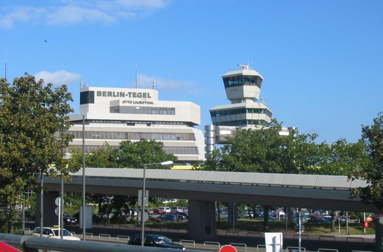Aeropuerto de Berlín Tegel